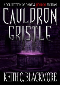 Cauldron Gristle - Kindle Cover - Sml