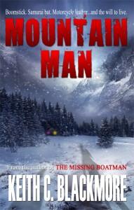 Mountain Man - Kindle Cover III