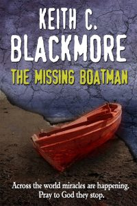 The Missing Boatman by Keith C Blackmore