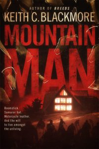 Mountain Man by Keith C Blackmore